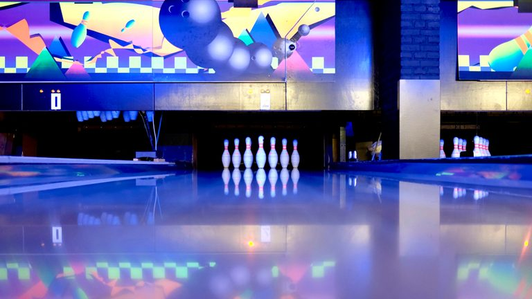 Bowling in Augsburg